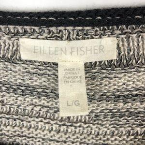 Eileen Fisher Sweaters - EILEEN FISHER MARLED WOOL/LINEN SWEATER (Large)